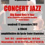 Jazz swing Bg band et claquettes américaines Nantes