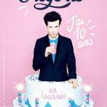 Michaël Gregorio : J'ai 10 ans ! Nantes