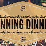 Running Dinner Nantes