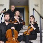 Quatuor Liger Les Quatuors de Beethoven Nantes