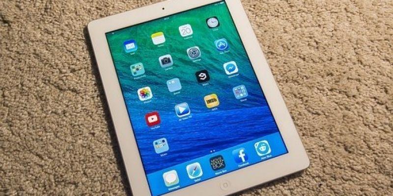 Stage multimédia : tablette numérique