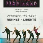 Franz Ferdinand Rennes