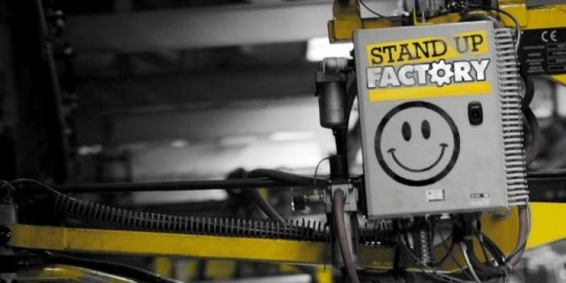 Stand up factory
