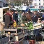 Marché bio Lorient
