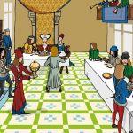 Visite famille, L'art de vivre à la fin du Moyen Âge Châteaubriant