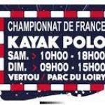 Championnat de France N1, N4 et régionale kayak polo Vertou
