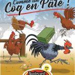 « Comme un coq en pâte ! » Les Sorinières