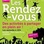 Les Rendez-vous : qi-gong, danse et musique Lorient
