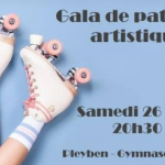 Gala de patinage artistique Pleyben