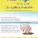 Poher plage Carhaix-Plouguer
