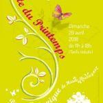Fête du Printemps au Parc Botanique de Haute Bretagne à Le Châtellier Le Châtellier