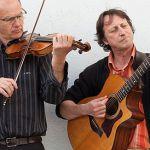 Fred Samsun & Laurent Guillouzic - concert Trégastel
