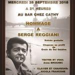 Concert hommage à Serge Reggiani Penmarch