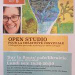 Open studio pour la créativité conviviale Huelgoat