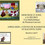 Heure du conte Plonéour-Lanvern