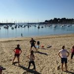 Beach fitness : Beach Fit Saint-Quay-Portrieux