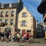 Visite historique de la ville de Saint-Renan et pot d\accueil des nouveaux arrivants Saint-Renan