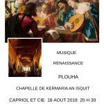 Concert \Pierres Paroles Musiques\ Plouha