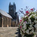 Visite de Notre-Dame de l\Assomption Quimperlé