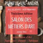 Salon des métiers d\art Pléneuf-Val-André
