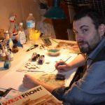 Rencontre avec Fabrice Le Henanff Quimperlé