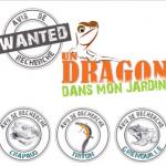 Les dragons dans les mares de Suscinio Morlaix