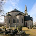 Visite guidée de l\église romane St-Tudy Loctudy