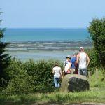 La nature en presqu\île d\Hillion : plages et chemins Hillion