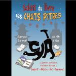 Salon du livre - Les Chats Pitres Saint-Méen-le-Grand
