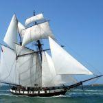 Embarquez à bord de La Recouvrance : Sortie Sunset à Brest Brest