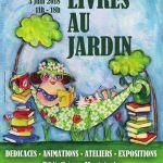 Livres au Jardin Saint-Jouan-des-Guérets