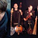 Concert de l\association Kerfolk avec Call me Max, Greg Rusel et Ciaran Algar Plabennec