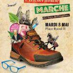 L\Ille-et-Vilaine marche en Pays de Fougères Fougères