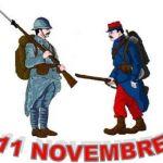 Commémoration de l\Armistice de 1918 Irodouër