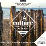 La Culture dans tous ses Quartiers : Arsenic et vieilles dentelles Saint-Malo