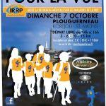 Marche nationale pour la vue Plouguerneau