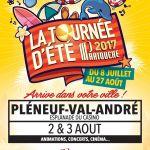 Tournée des plages - Partouche Pléneuf-Val-André