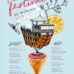 L\Estival Festival: \Lecture et imaginaire\ Morlaix