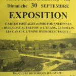 Expo de cartes postales et photos anciennes à Huelgoat Huelgoat