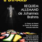 Concert - Requiem de Brahms Dinard