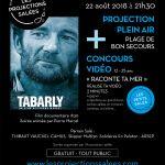 Ciné à la plage \Tabarly\ Saint-Malo