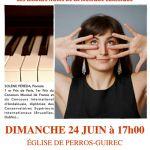Concert de piano Perros-Guirec