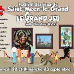 Le Grand Jeu Saint-Méen-le-Grand