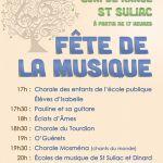 Fête de la Musique Saint-Suliac