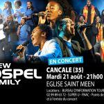 New Gospel Family Cancale