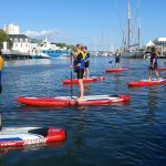 Stage de paddle au centre nautique Lorient