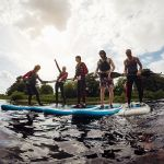 Cours d'initiation stand up paddle Vertou