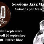 Session jazz manouche avec Marc Pouplin Nantes