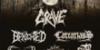MUSCADEATH XVI:GRAVE/BENIGHTED/CARCARIASS/MERCYLESS/ATLANTIS CHRO VALLET